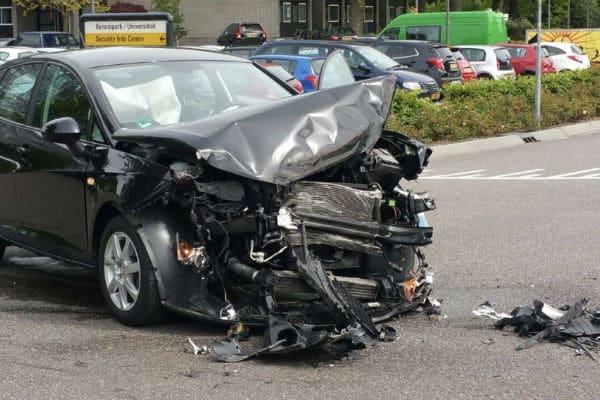 Auto technisch total loss