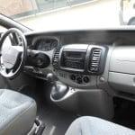 Bedrijfswagen met kapotte automatische versnelling verkopen