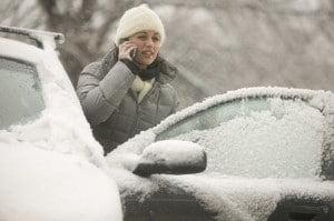 Winterklaar veilig de winter door met uw auto